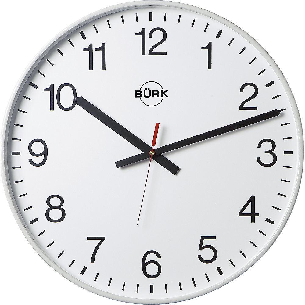 Horloge murale universelle, Ø 400 mm horloge radio-pilotée