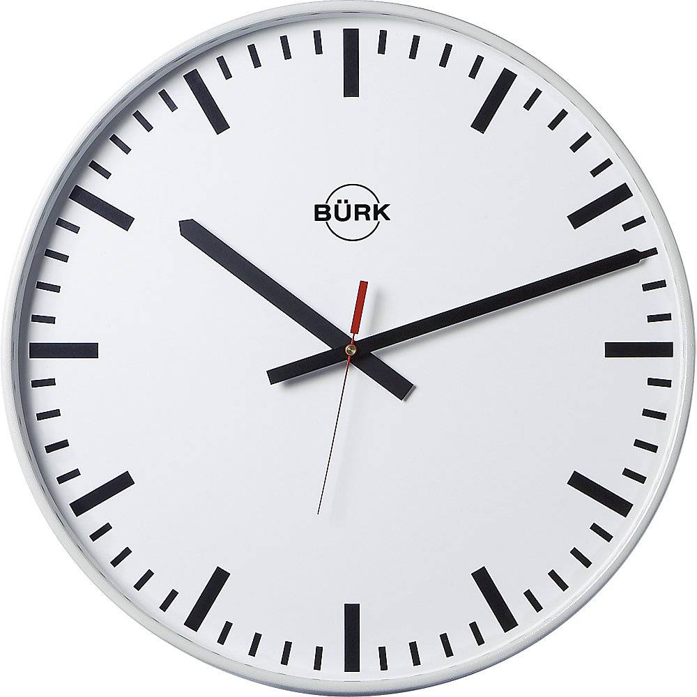 Horloge murale universelle, Ø 400 mm horloge à quartz