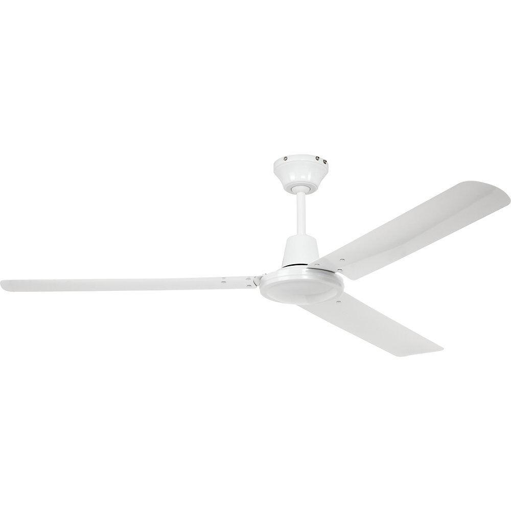Ventilateur de plafond à pales métalliques Ø hélice 1420 mm