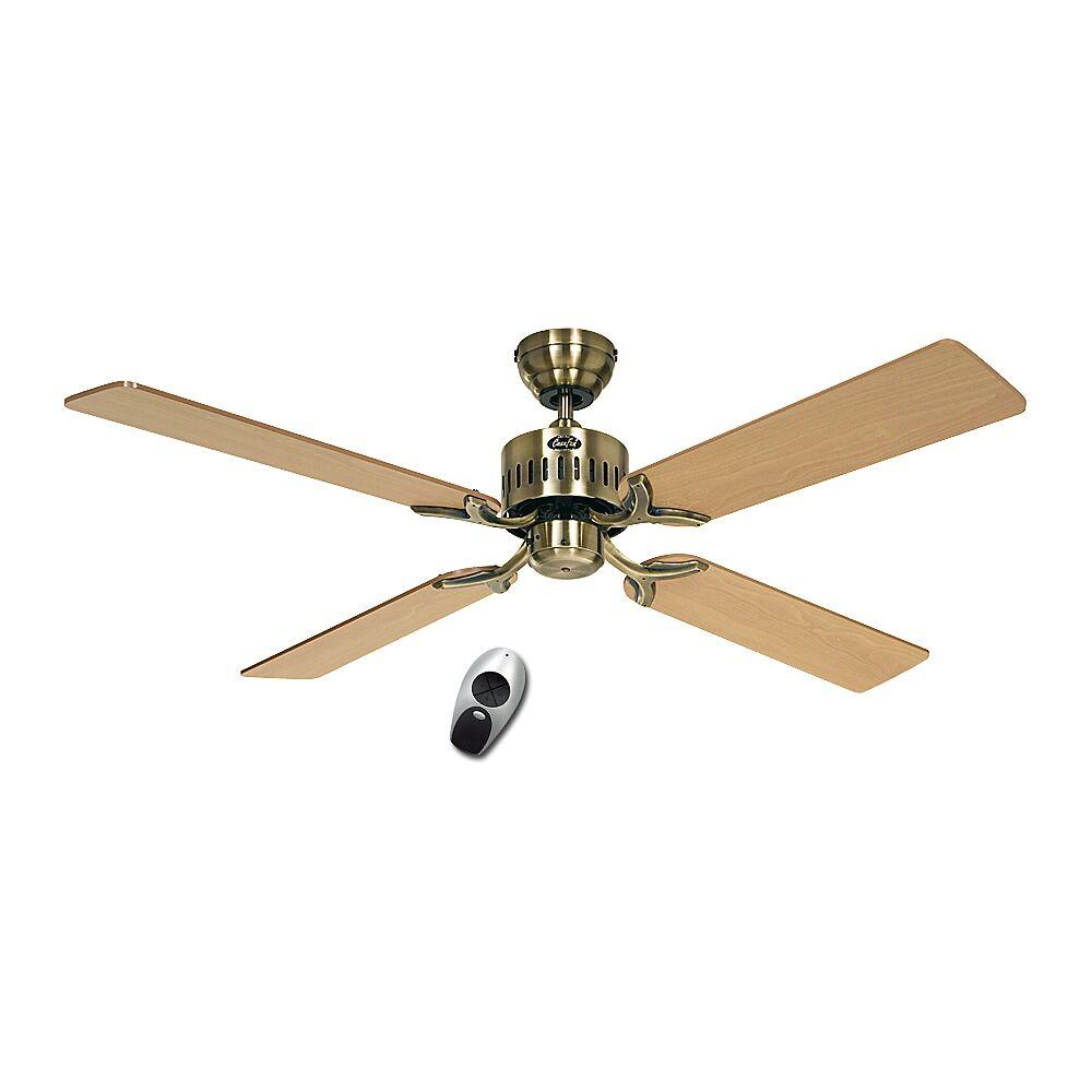 Ventilateur de plafond TELESTO Ø hélice 1320 mm, avec télécommande