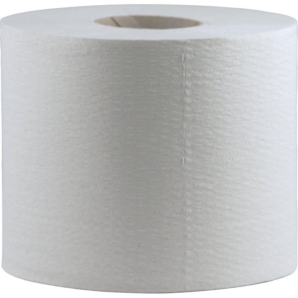 CWS Papier hygiénique en matériau recyclé 2 plis 2 plis, coloris naturel   CWS