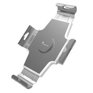 Dataflex Support UNIVERSEL pour tablette argent / blanc   Dataflex