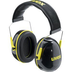 Uvex Casque de protection auditive K2 avec serre-tête, rapport signal sur bruit 32 dB   Uvex