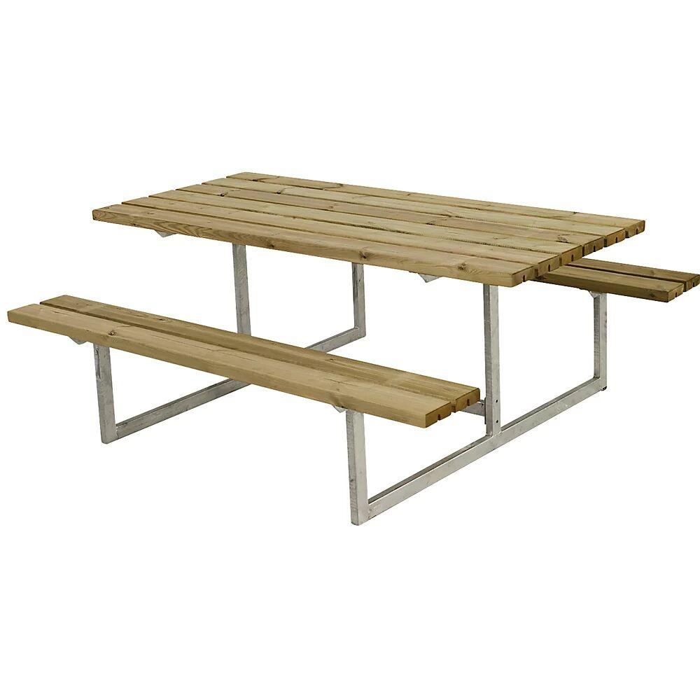 Ensemble bancs et table pour 6 personnes