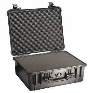 PELI Mallette de protection en PP capacité 34,8 l, L x l x h 525 x 436 x 217 mm   PELI