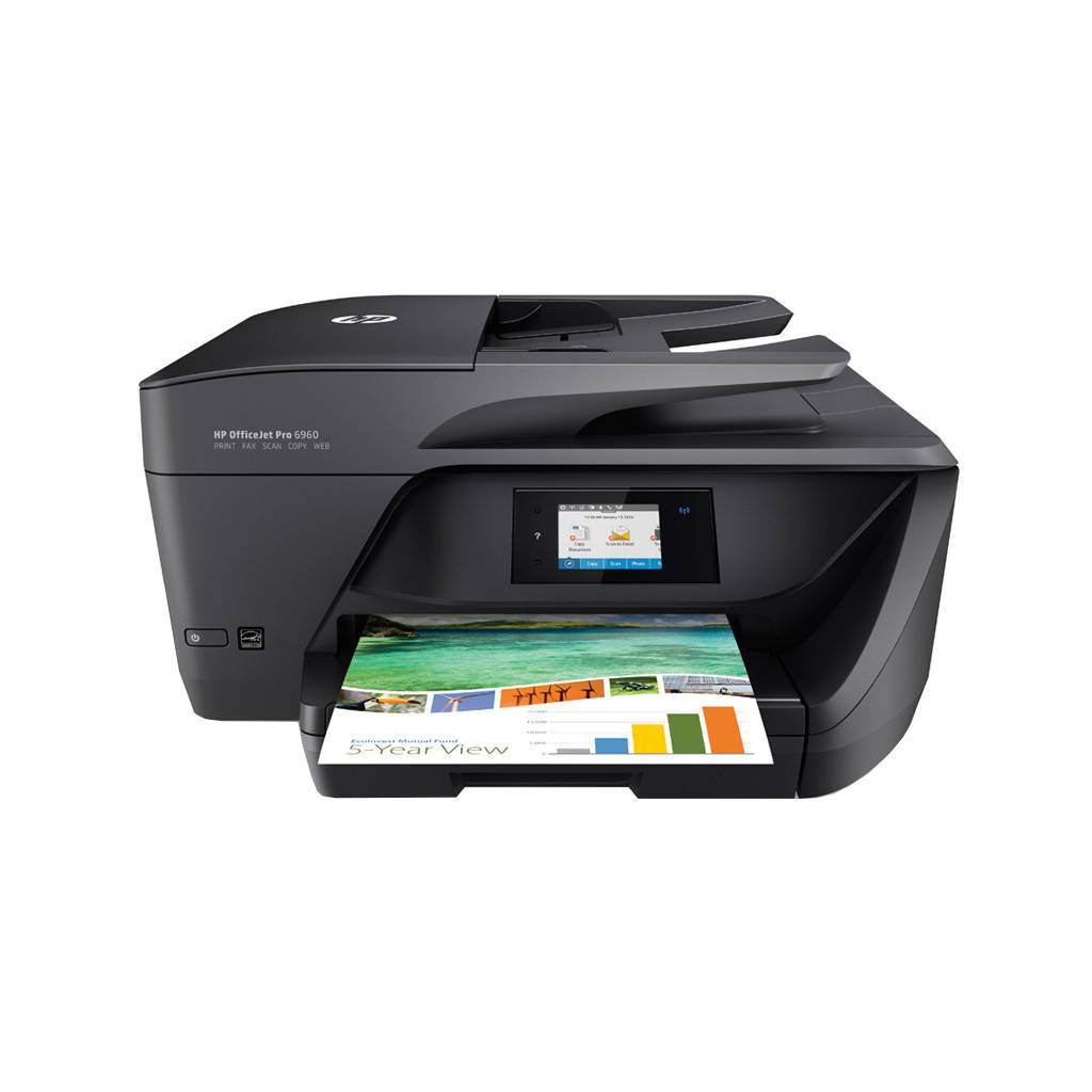 HP OfficeJet Pro 6960 e-Tout-en-Un (J7K33A)