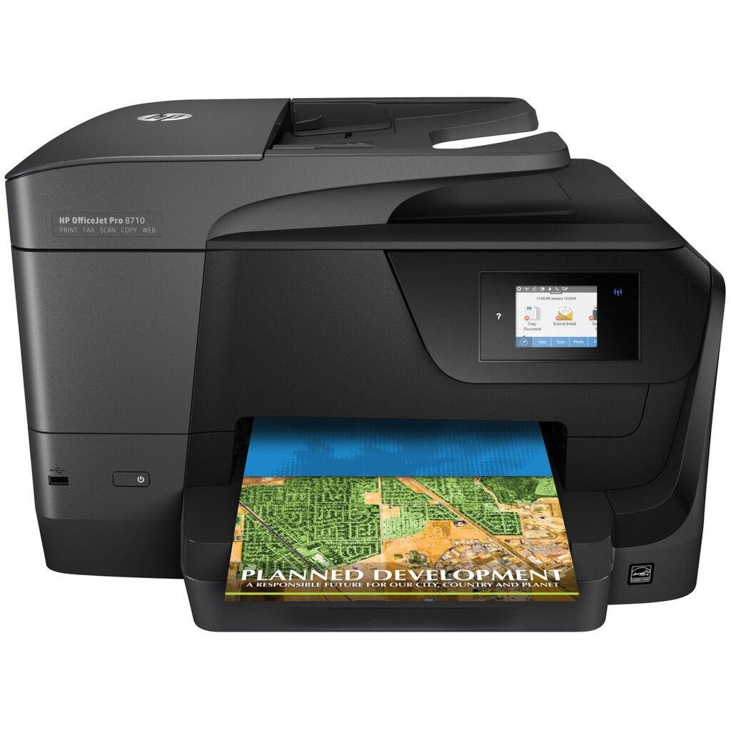 HP OfficeJet Pro 8710 e- Tout-en-Un (D9L18A)