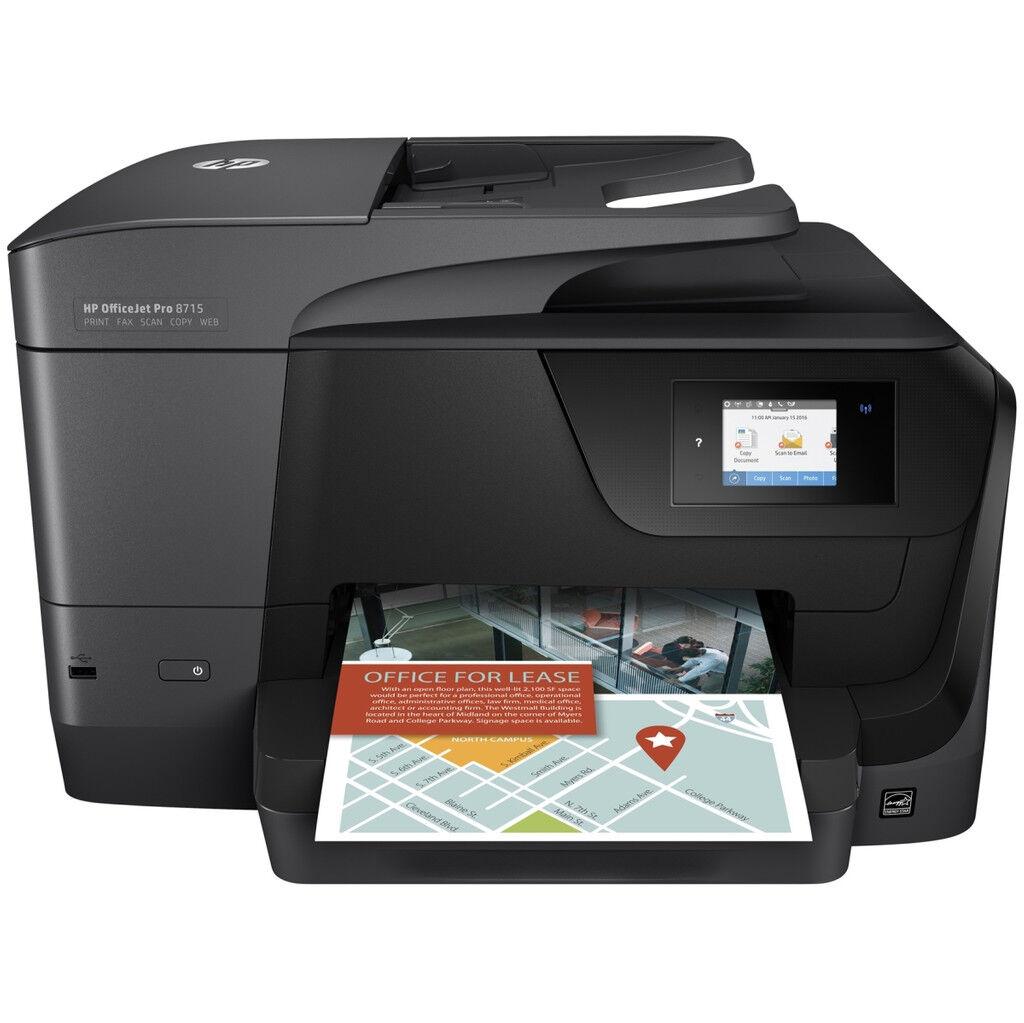 HP OfficeJet Pro 8715 e-Tout-en-Un (K7S37A)