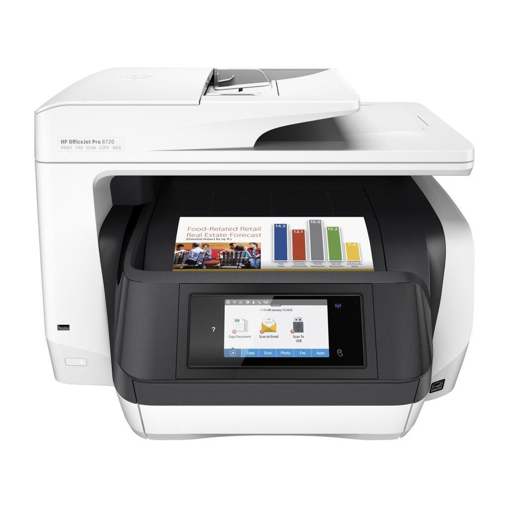 HP OfficeJet Pro 8720 e-Tout-en-Un (D9L19A)