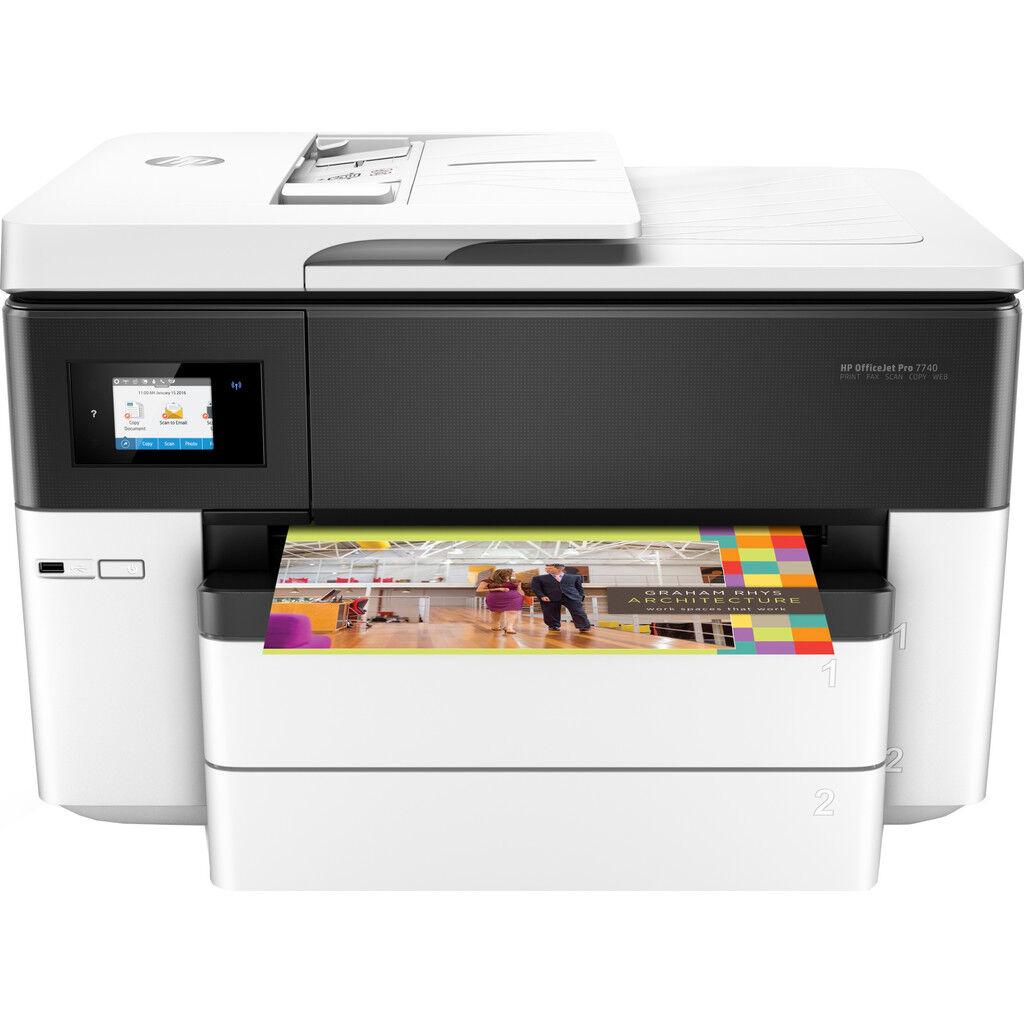 HP OfficeJet Pro 7740 Tout-en-un (G5J38A)