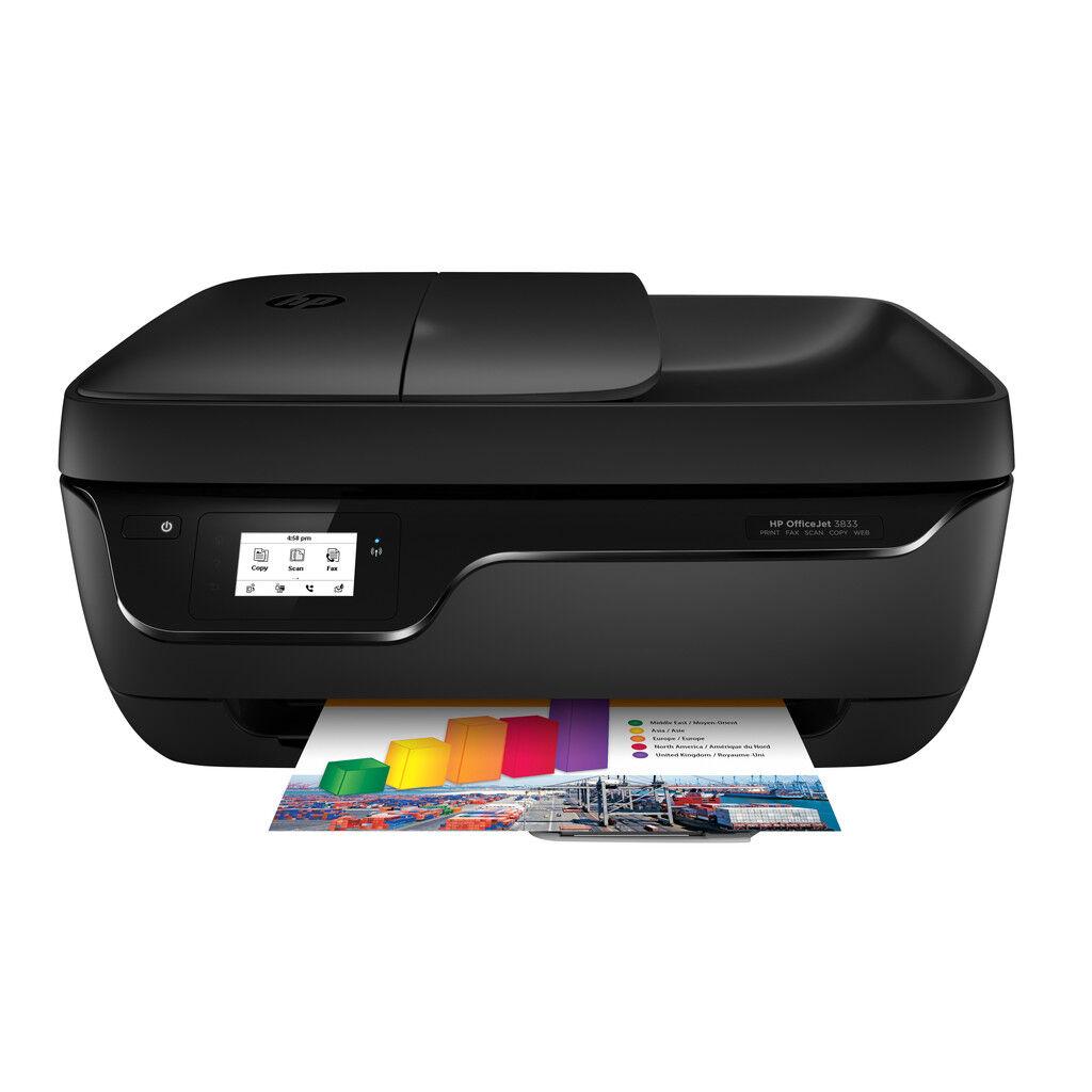 HP OfficeJet 3833 Tout-en-un