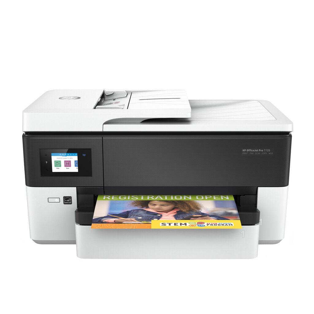 HP OfficeJet Pro 7720 Tout-en-un