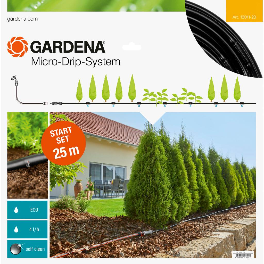 Gardena Micro Drip Start Set M 25 Mètres