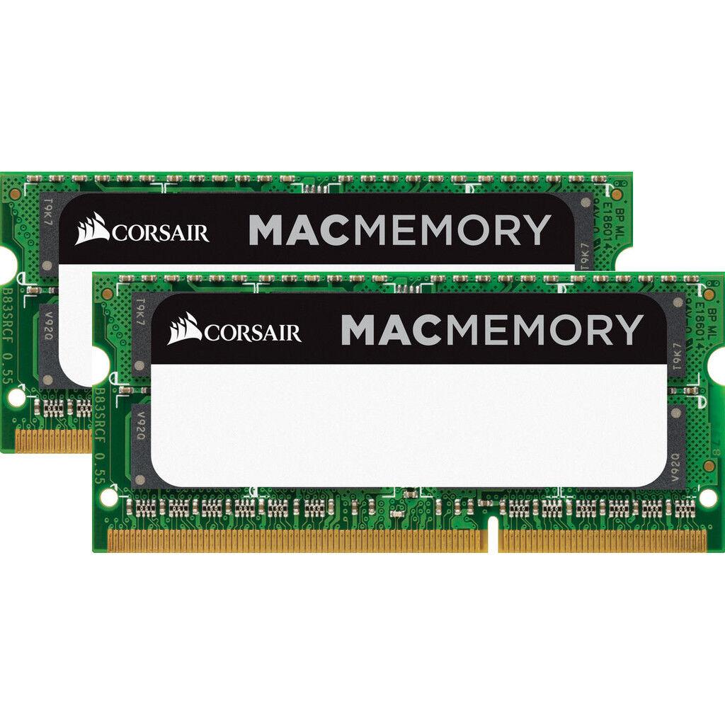 Corsair Apple MAC 16 Go SODIMM DDR3-1333 2 x 8 Go