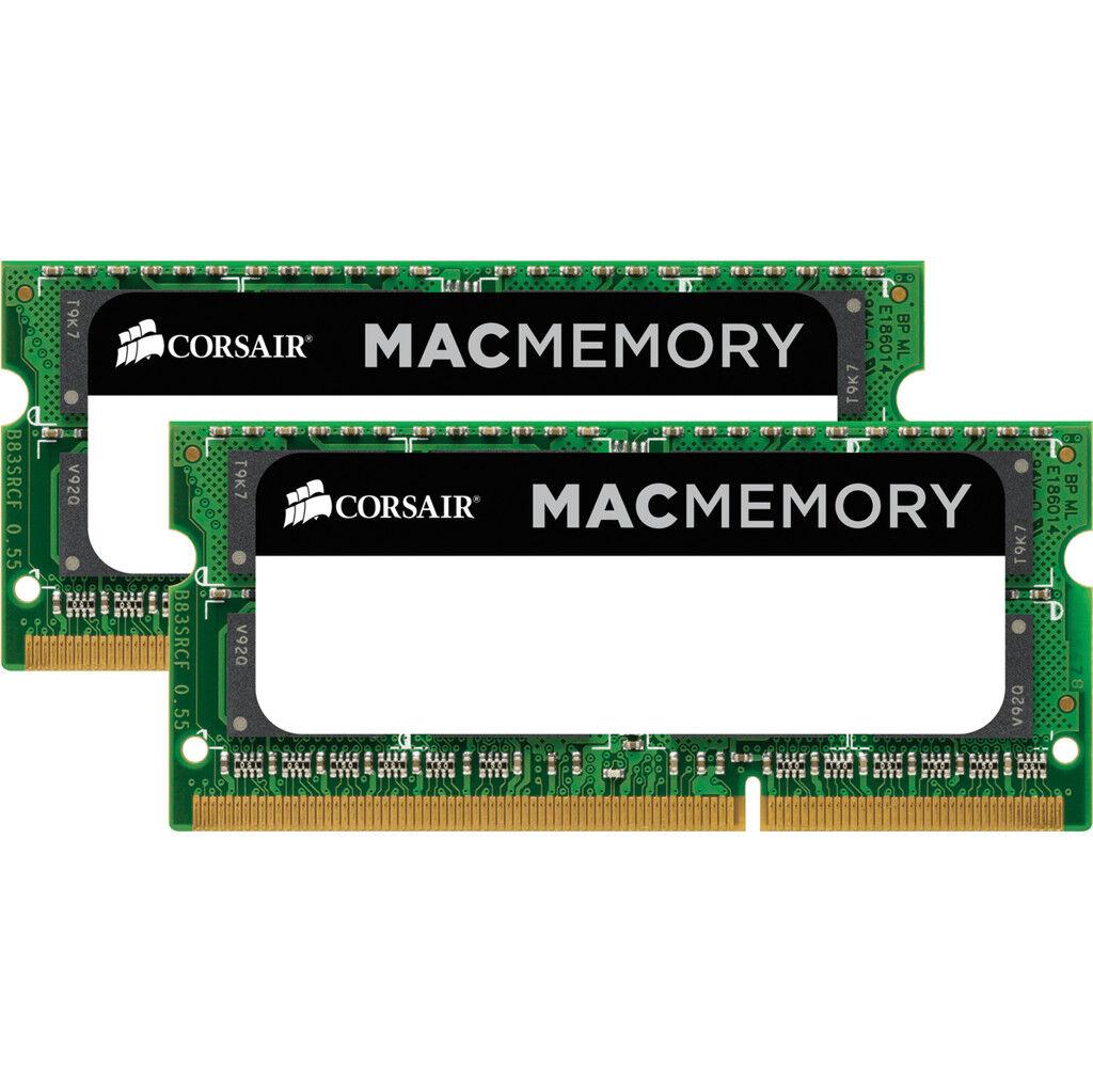 Corsair Apple MAC 8 Go SODIMM DDR3-1066 2 x 4 Go