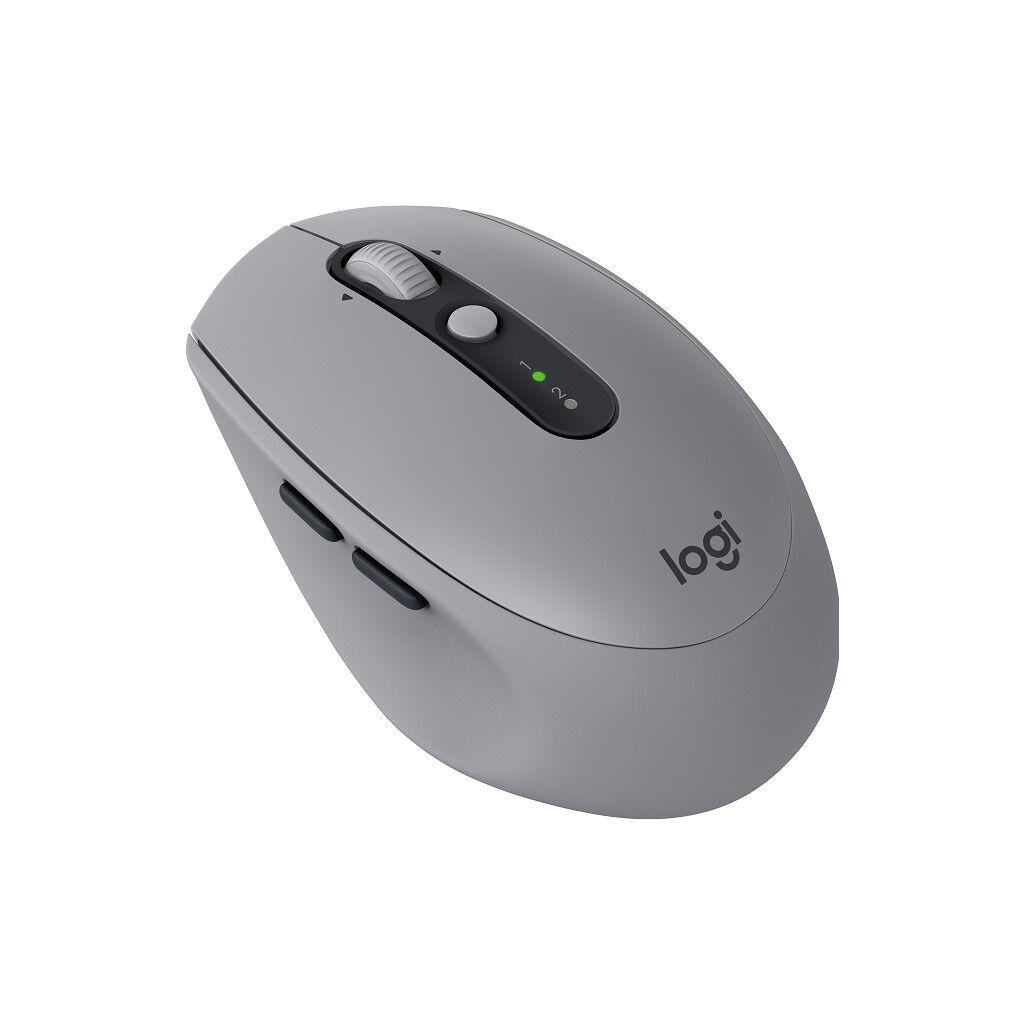 Logitech M590 Multi-Device Silent Souris sans fil Gris