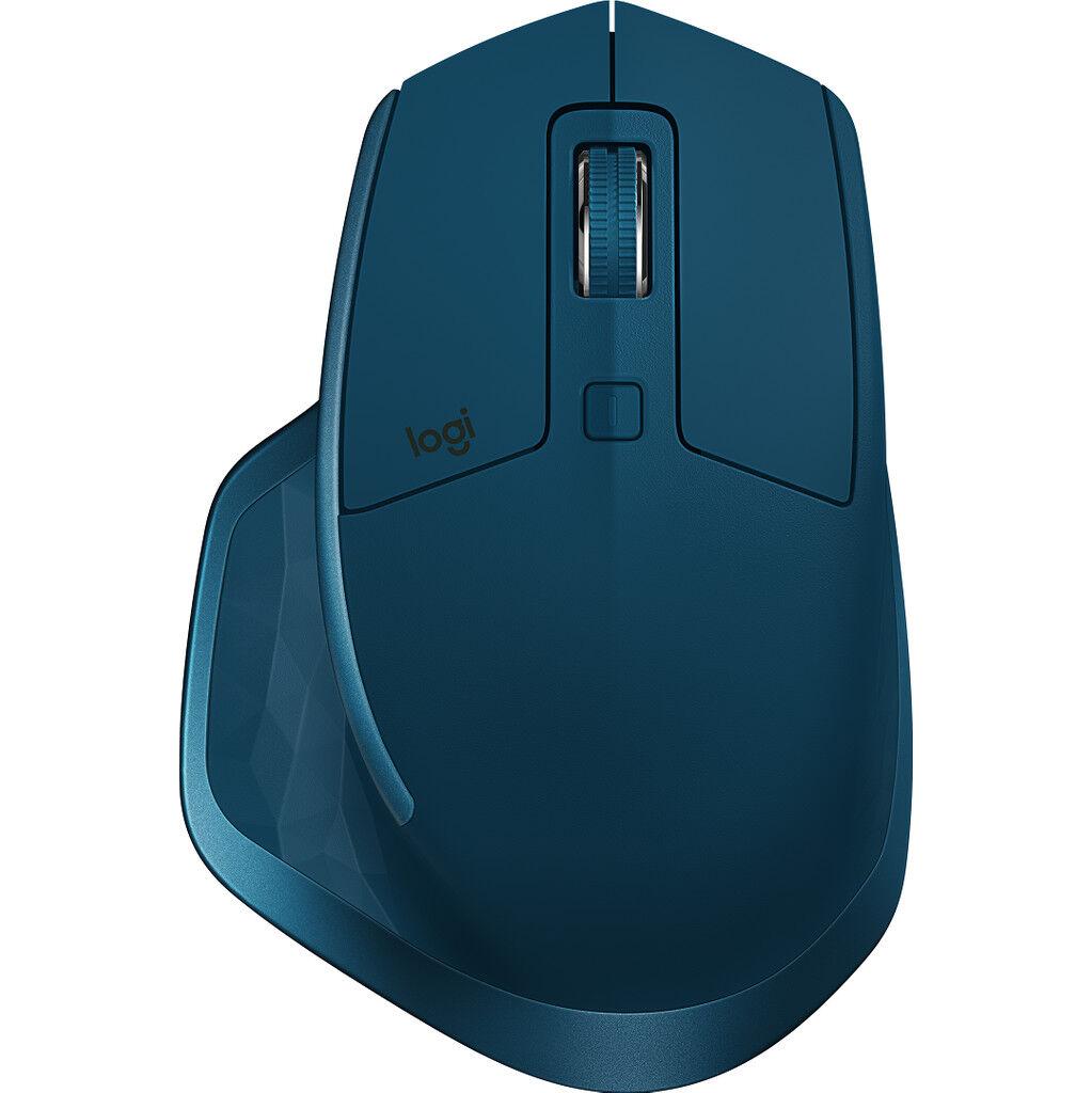Logitech MX Master 2S Souris sans fil Bleu