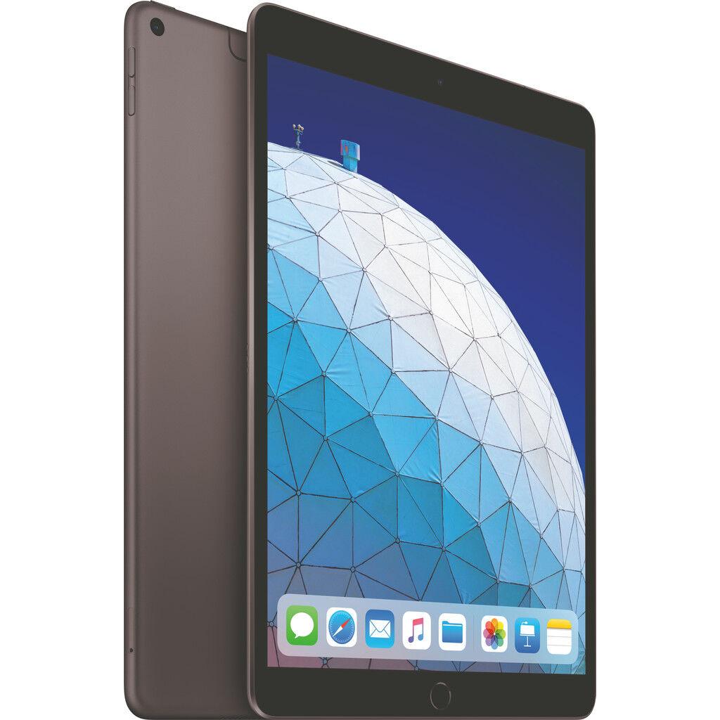 Apple iPad Air (2019) 10,5 pouces 64 Go Wi-Fi + 4G Gris sidéral