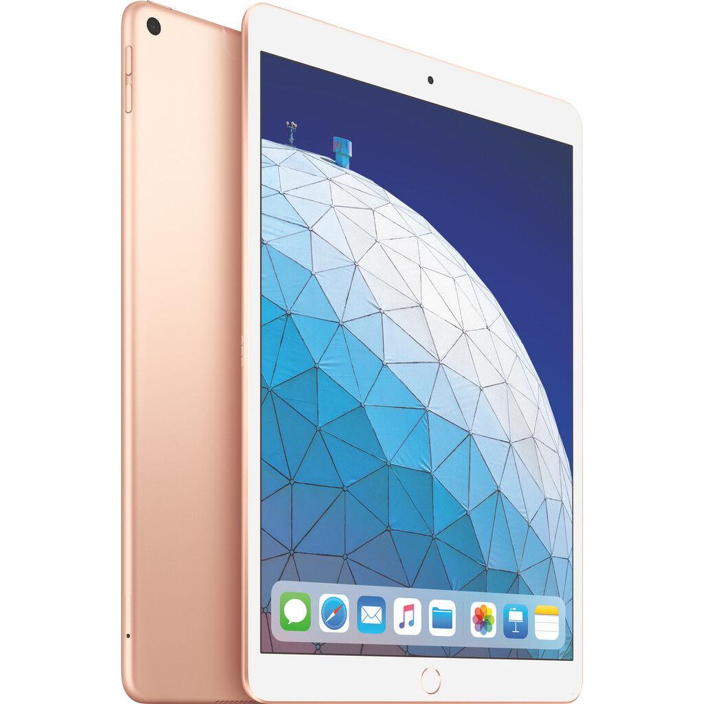 Apple iPad Air (2019) 10,5 pouces 256 Go Wi-Fi + 4G Or
