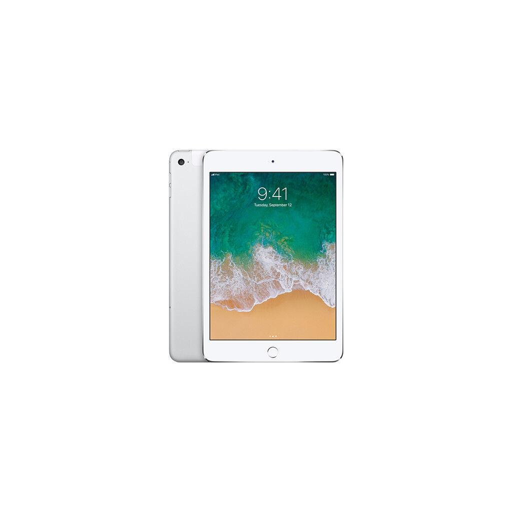 Apple iPad mini 4 Wifi + 4G 128 Go Argent