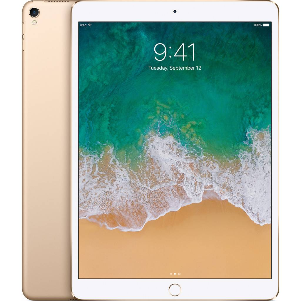Apple iPad Pro 10,5 pouces 512 Go Wi-Fi Or