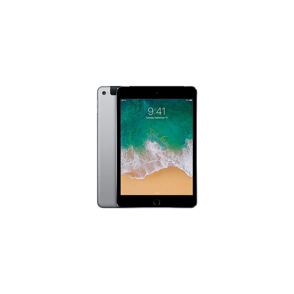 Apple iPad mini 4 Wi-Fi + 4G 128 Go Gris Sidéral