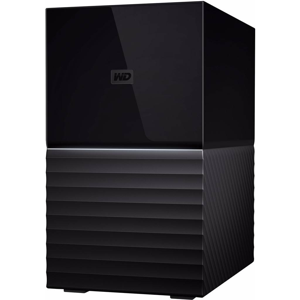 Western Digital WD My Book Duo 4 To