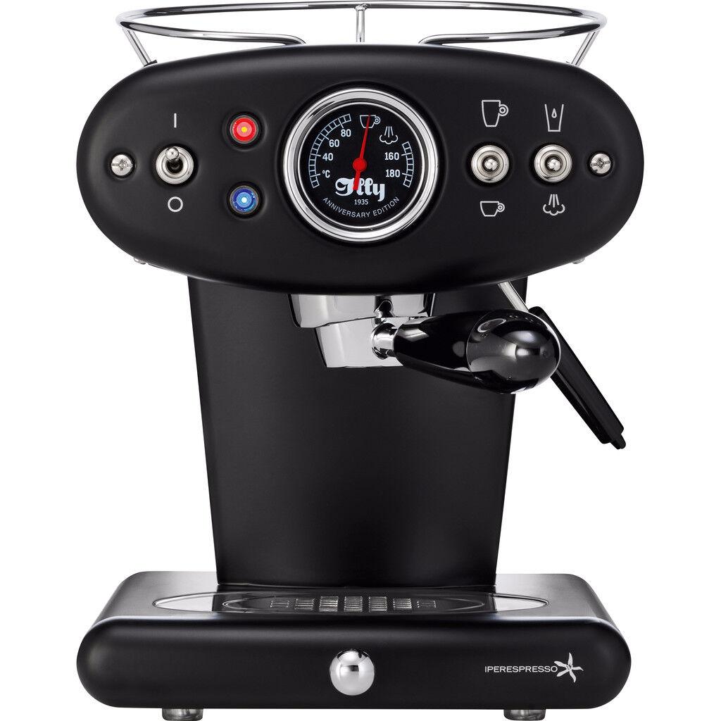Illy X1 Anniversary Espresso & Coffee Noir