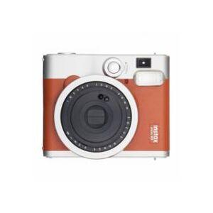 FUJIFILM Instax Mini 90 Néo Classic marron appareil photo instantané
