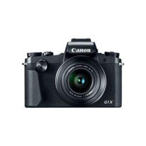 CANON PowerShot G1X Mark III noir compact numérique