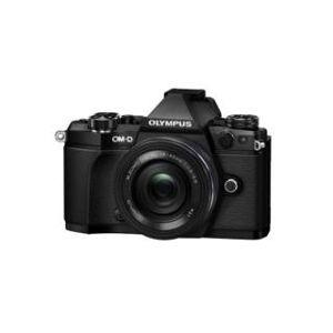 OLYMPUS E-M5 II noir + objectif M.ZUIKO Digital ED 14-42 mm 1:3.5-5...
