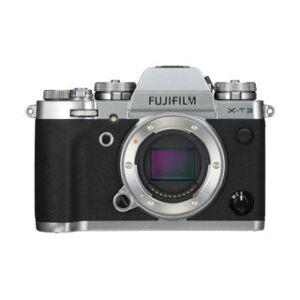 Fujifilm X-T3 argent