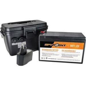 Spypoint batterie 12 V - chargeur et boîtier