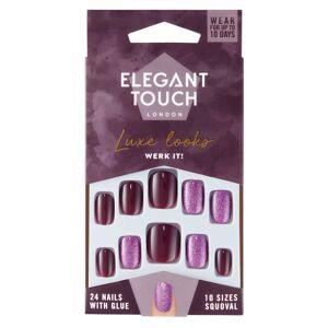 Elegant Touch Luxe Looks Werk it Nails