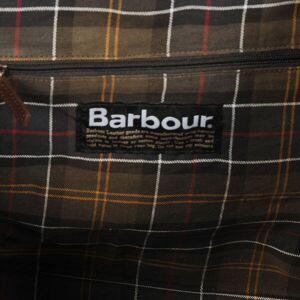 Barbour Men's Medium Travel Explorer Bag - Dark Brown