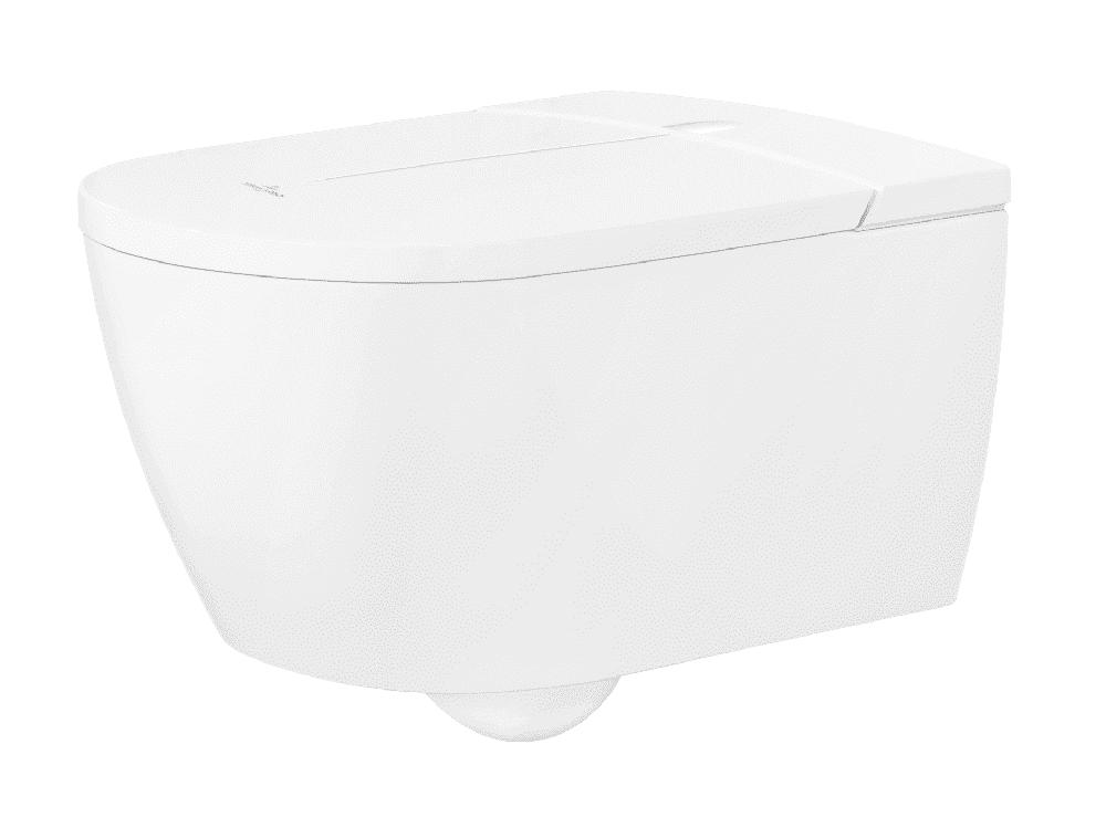 Villeroy & Boch Villeroy & Boch ViClean - WC lavant ViClean I100 avec DirectFlush blanc avec CeramicPlus