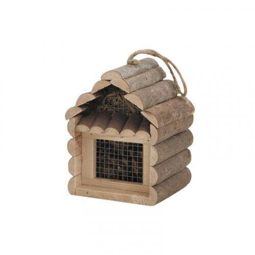Lubéron Apiculture Maison à insectes bois