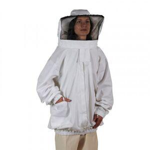 Lubéron Apiculture Blouson avec chapeau et voile - Vêtements - M