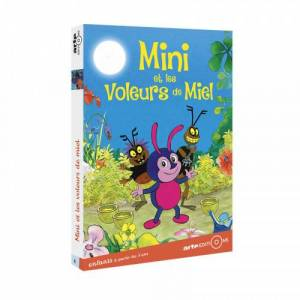 Lubéron Apiculture DVD Mini et les voleurs de miel