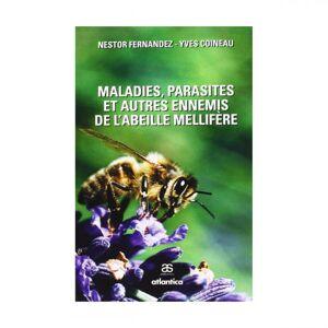 Lubéron Apiculture Maladies, parasites et autres ennemis de l'abeille mellifère
