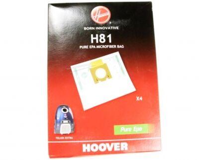Hoover x4 Sac aspirateur HOOVER TX52ALG