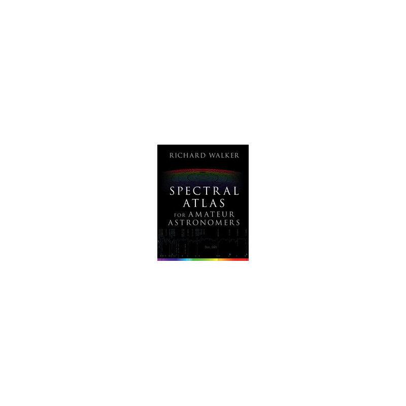 Cambridge University Press Spectral Atlas for Amateur Astronomers