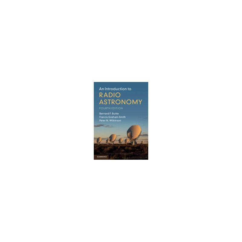 Cambridge University Press An Introduction to Radio Astronomy
