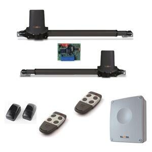 CARDIN PACK K-BL TAG Motorisation électromécanique pour portails battant + photocellules CARDIN 24V - CARDIN