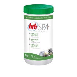 "HTH ""HTH Spa pH moins - micro-billes - 2kg"""