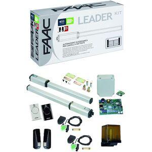FAAC Motorisation portail 2 battants FAAC Leader Kit 230V Integral SG 105633145