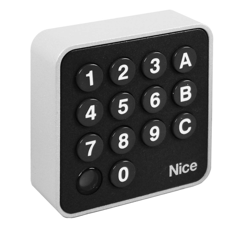 NICE Digicode Nice EDSWG - Clavier à codes radio Nice