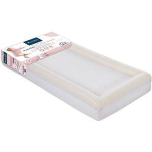 Matelas Sleep Safe Croissance déhoussable blanc et crème (70 x 140 cm)