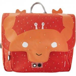 Cartable maternelle Crabe Mrs Crab