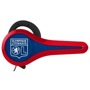 Olympique Lyonnais Oreillettes Gaming PS4 & Xbox One  OL - Foot Lyon